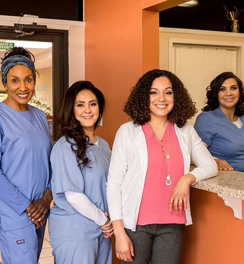 The ABQ Wholistic Dentistry team